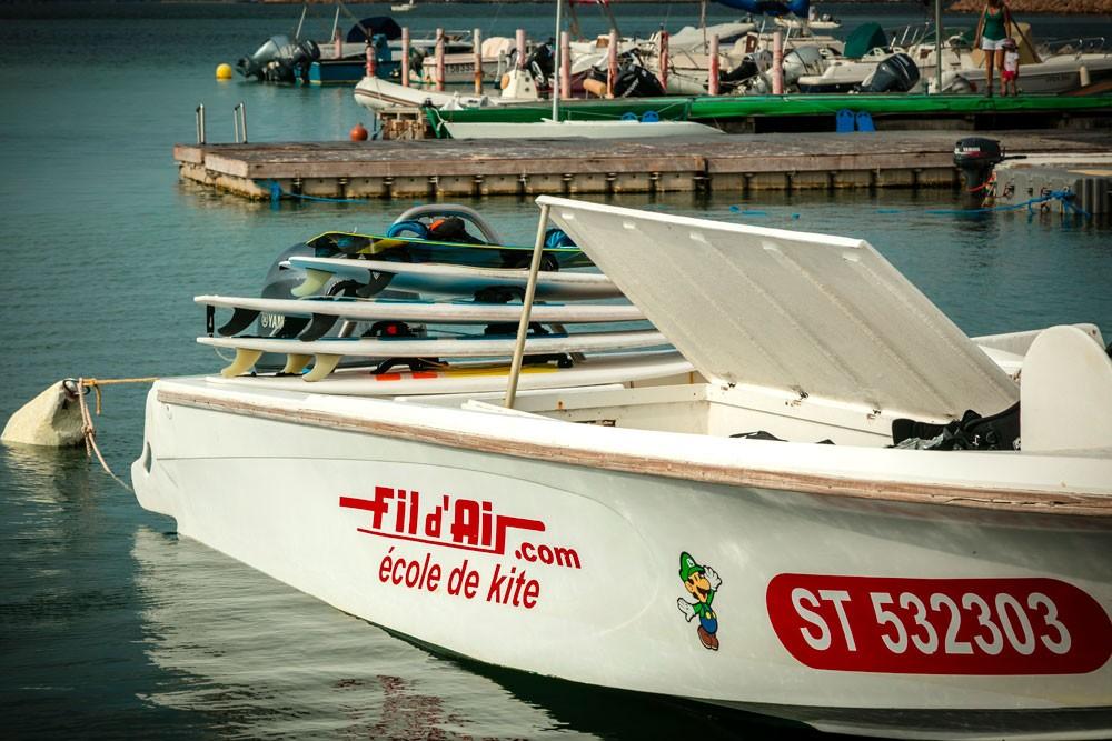 mario bateau fildair
