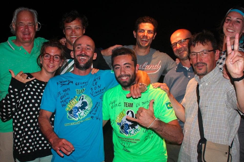Kitesurf au Brésil - Stage Fil d'air