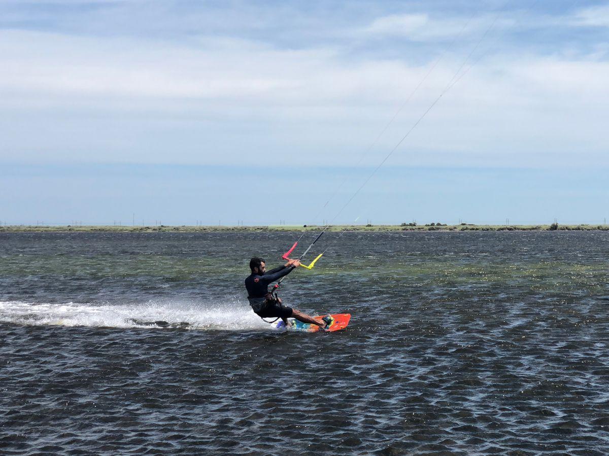 Navigation kitesurf toc