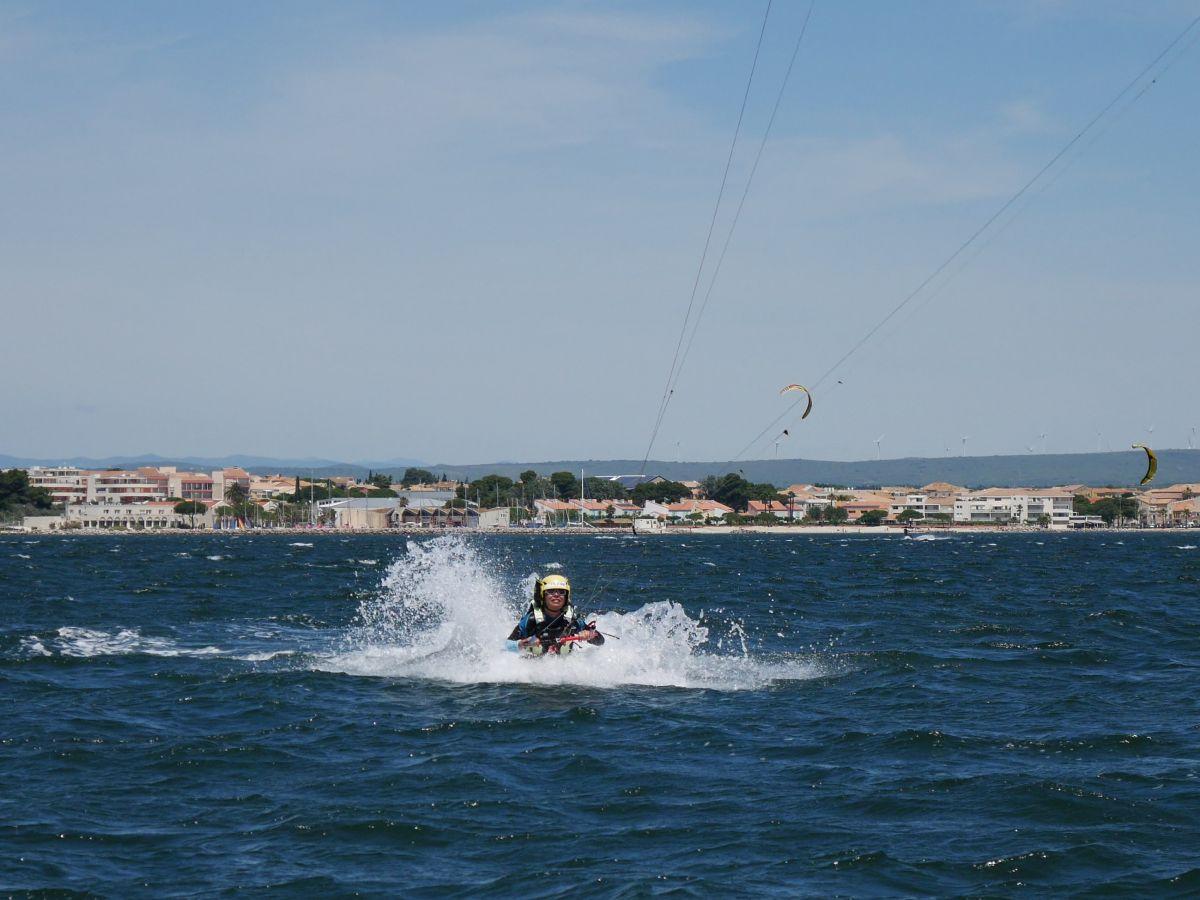 Bodydrag kitesurf