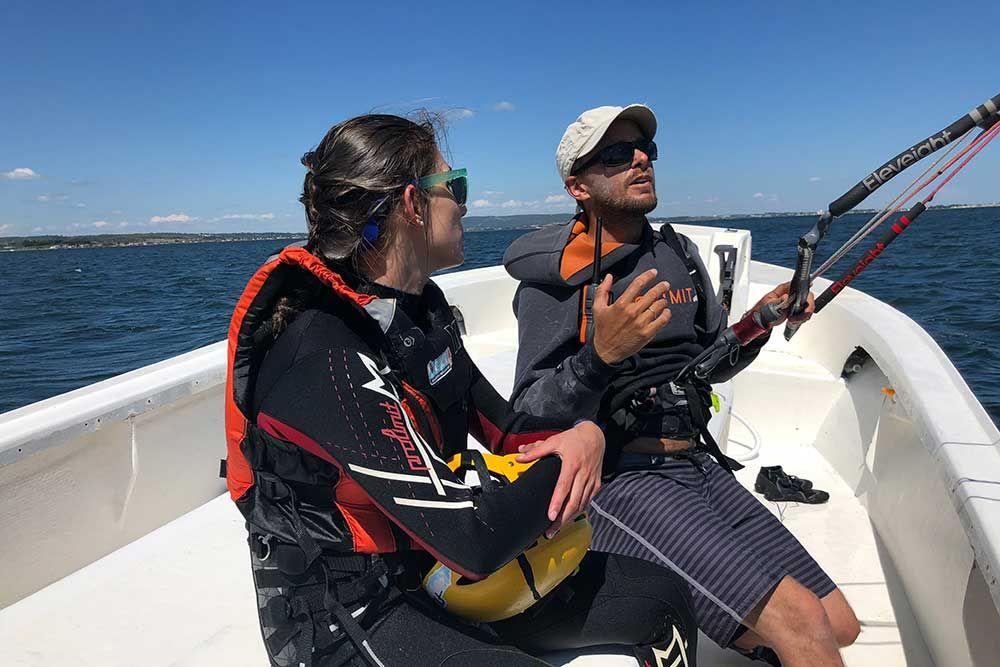 kitesurf Fildair explication